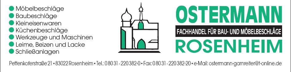 Logo+Adresse Ostermann