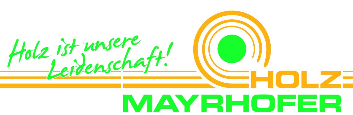 Mayrhofer Logo mit Slogan